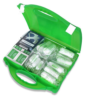 DELTA HSE 1-50 PERSON FIRST AID KIT