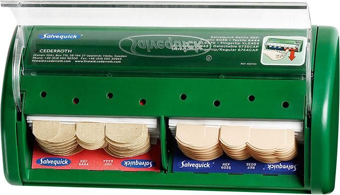 SALVEQUICK PLASTER DISPENSER 40 W/P 40 F