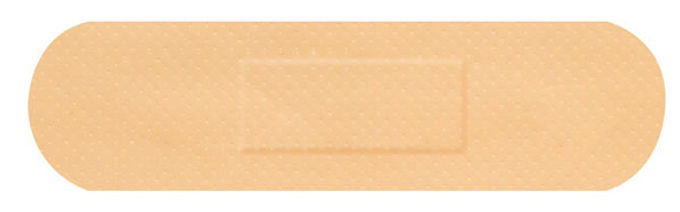 HYGIO PLAST WATERPROOF PLASTERS MEDIUM STRIP