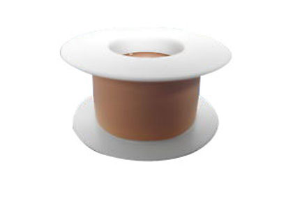 CLICK MEDICAL FLESH COLOURED STRAPPING TAPE 2.5cm X 5m