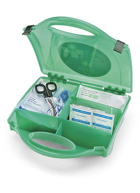 CLICK MEDICAL TRAVEL BS8599 FIRST AID KIT SMALL