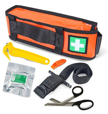 CRITICAL INJURY QUICK RELEASE KIT HAEMOSTATIC