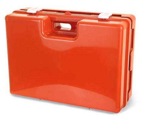 EMPTY BOX C/W HANDLE & WALL BRACKET 385 X 272 X 138MM