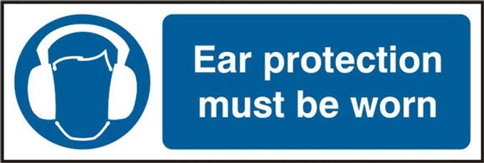 EAR PROTECTION  SAV   (PK5) 300MM X 100MM