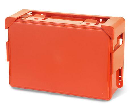 GKB201 EMPTY FIRST AID BOX C/W WALL BRACKET