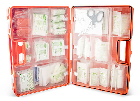 GERMAN FIRST AID KIT TO DIN STANDARD 13169