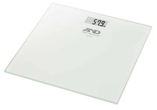 GLASS TOP PERSONAL DIGITAL SCALE