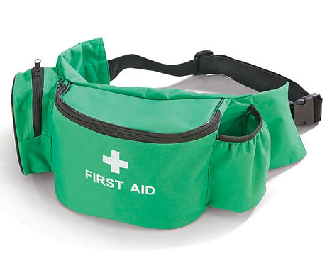 CLICK MEDICAL SMALL BUM BAG WITH EXTRA POCKET