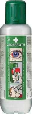 CEDERROTH 500ml EYEWASH BOTTLE