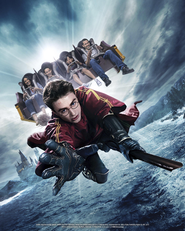 Harry Potter new 4K HD