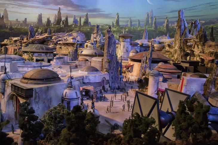 Star Wars Land Coming 2019