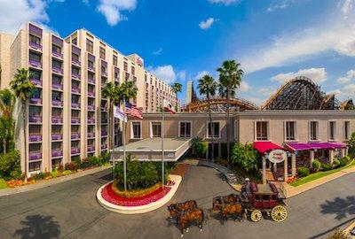 Knott's Berry Farm Hotel