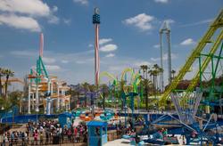 Knott's Berry Farm Roller Coasters