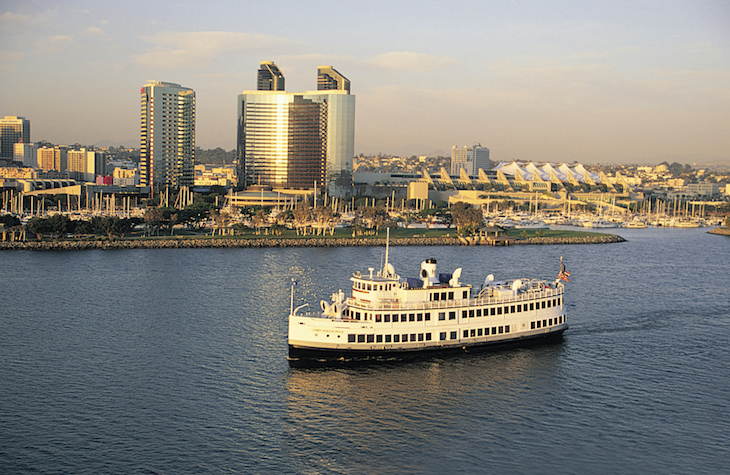 Admiral Hornblower in San Diego