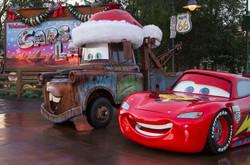 Mater & Lightning McQueen