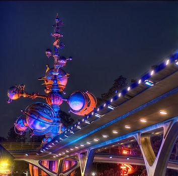 Astro Orbitor Disneyland