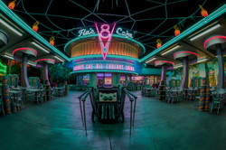 Flo's V8 Cafe Halloween Time
