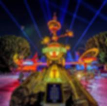 Tomorrowland Disneyland