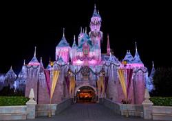 Sleeping Beauty Castle Holiday