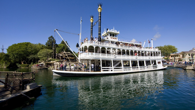 Mark Twain Riverboat