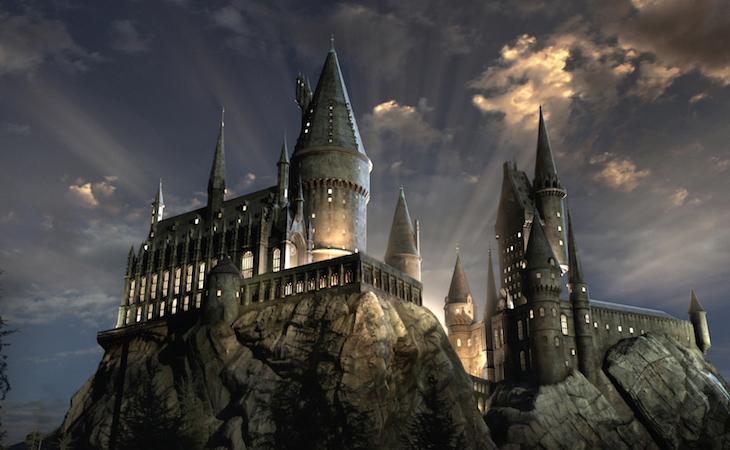 Hogswart Castle