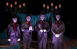 Haunted Mansion Quartet