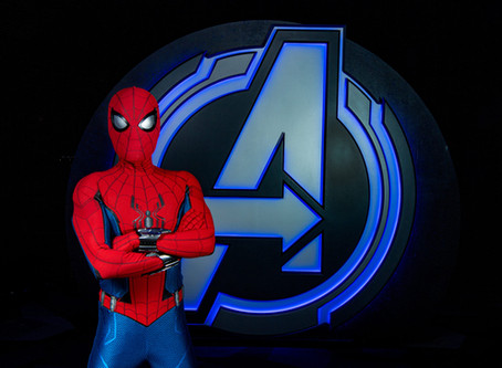 Super Heroes Assemble at Avengers Campus, An All-New Land Coming to the Disneyland Park July 18