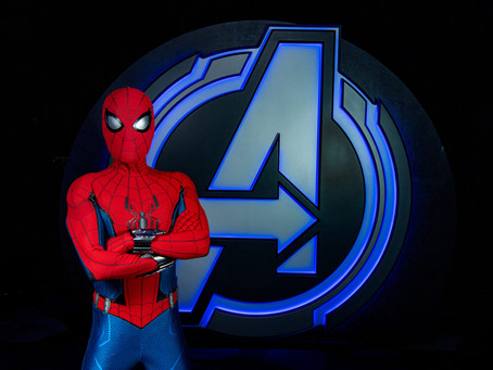 Avengers Campus, An All-New Land Opening at Disneyland Park Soon