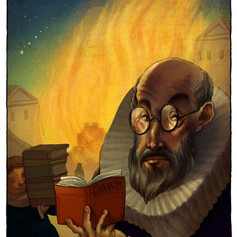 Illustration from Don Quixote