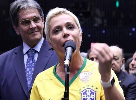 TJ-RJ determina que Cristiane Brasil continue presa
