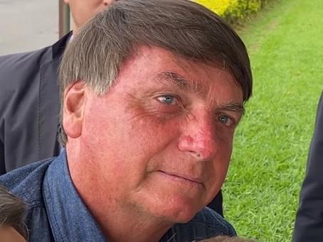 Bolsonaro: 'Brasil está quebrado e não consigo fazer nada'