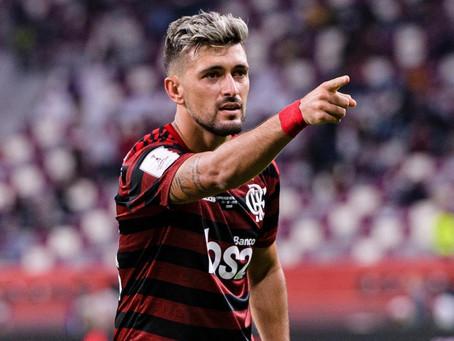 Arrascaeta concorre ao gol mais bonito no prêmio Fifa