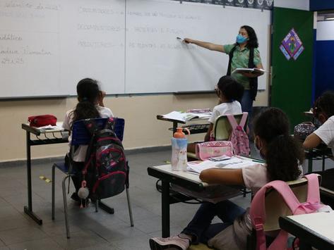 Rio retoma aulas presenciais sem rodízio de alunos