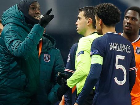 Racismo na Champions: times abandonam o campo