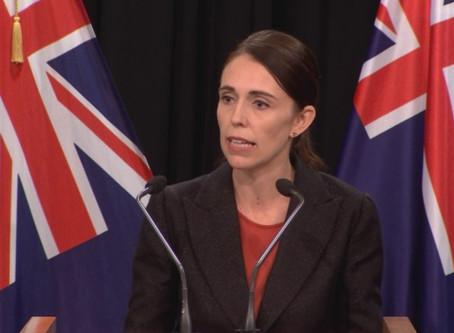 Nova Zelândia dá exemplo de estadista para o mundo