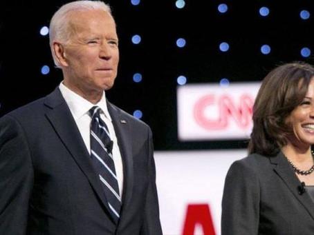 Biden discursa contra a cultura do ódio e da mentira
