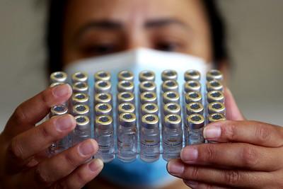 Rio retoma aplicação de 2ª dose CoronaVac na segunda-feira