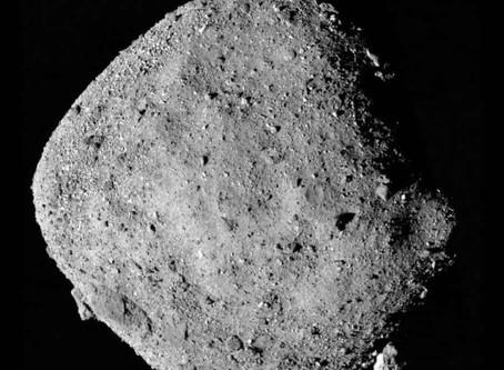 Sonda da NASA se prepara para 'tocar e sair' de asteroide