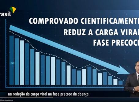 Bolsonaro chamado de 'charlatão' por prescrição de remédio