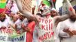 Governo golpista de Mianmar atira na multidão: 18 mortos