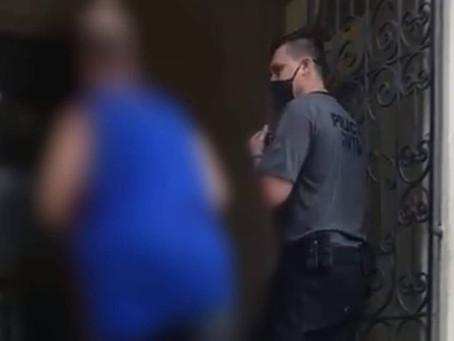Polícia prende pai acusado de estuprar trigêmeos em Niterói