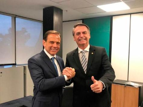 Bolsonaro ganhou o marketing mas perderá a foto