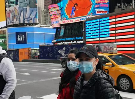 EUA ultrapassa marca de 8 milhões de infectados por Covid