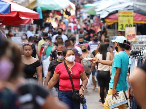 Com avanço da covid, Rio suspende plano de reabertura