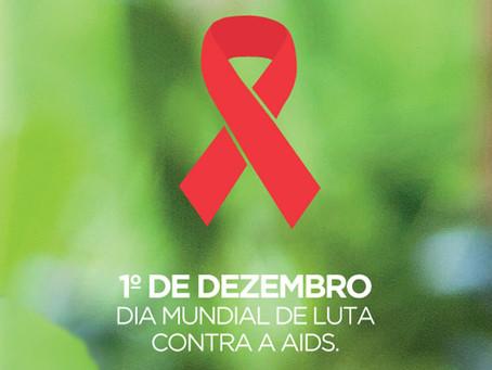 Dia Mundial de Luta contra a Aids: Brasil tem quase 1 milhão