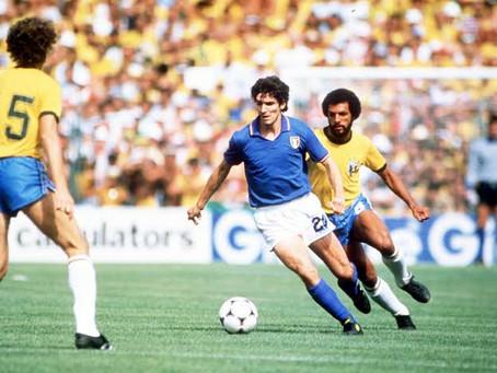 Morre Paolo Rossi, carrasco do Brasil na Copa de 82