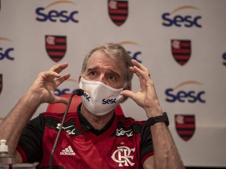 Surto de Covid adia jogos do Sesc-Flamengo