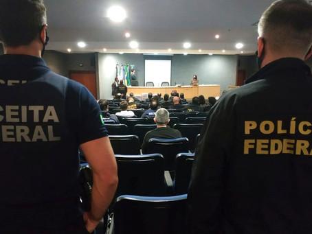 PF faz operação contra o tráfico e sequestra R$ 400 milhões