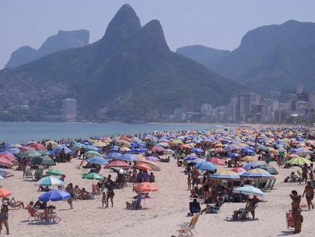 UFRJ alerta para o colapso da pandemia no Brasil