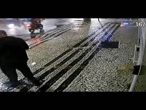 Homem joga explosivo contra Consulado da China no Rio